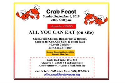 Crab Feast Ad