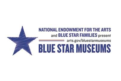 Blue Star Museum Logo