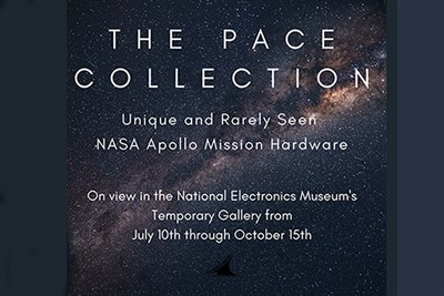 Pace Collection Exhibit Flyer