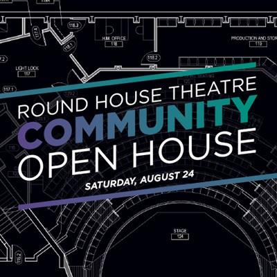 Community Open House logo