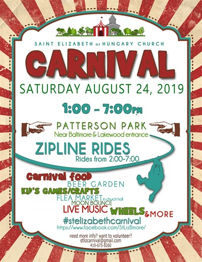 St. Elizabeth Summer Carnival