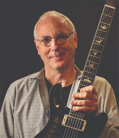 Paul Reed Smith of PRS Guitars