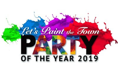 Party of the Year poster