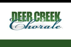 Deer Creek Chorale logo