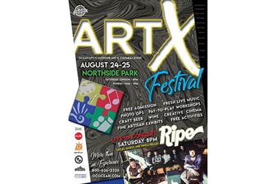 ArtX poster