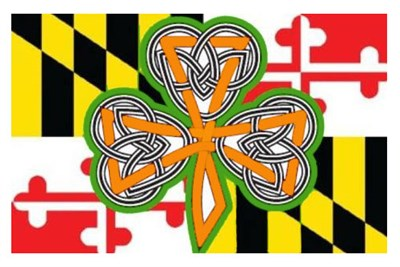 Maryland State Irish Festival logo