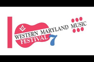 Western Maryland Music Festival logo