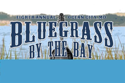 Bluegrass by the Bay poster