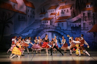 Russian National Ballet in