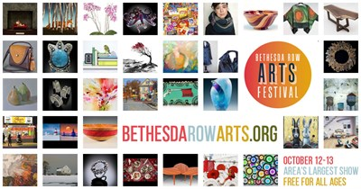 22nd Bethesda Row Arts Festival