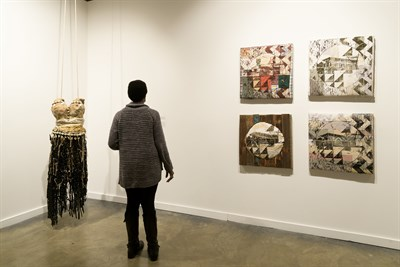Chronicles of the African American Journey through Fiber Arts