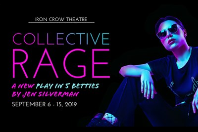 Collective Rage: A Play in 5 Betties poster