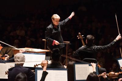 Marin Alsop, conductor
