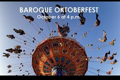Baroque Oktoberfest poster