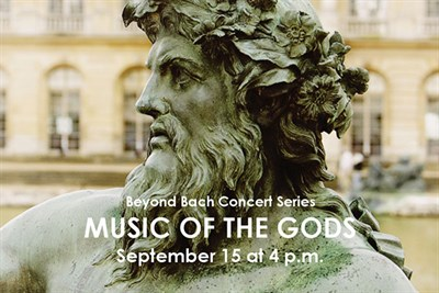 Music of the Gods poster