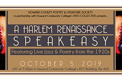 A Harlem Renaissance Speakeasy poster
