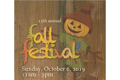 Howard County Conservancy Fall Festival banner