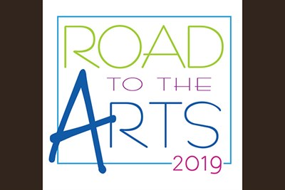 Road to the Arts logo