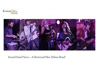 Second Hand News - A Fleetwood Mac Tribute Band