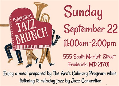 Jazz Brunch Flyer