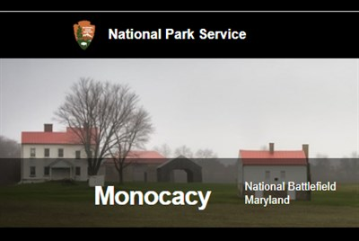 Monocacy National Battlefield Banner