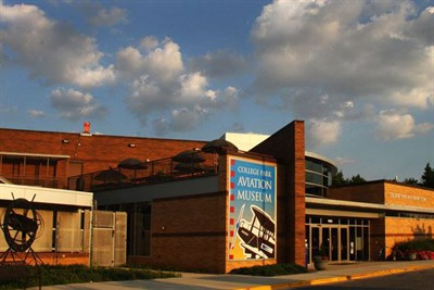 College Park Aviation Museum exterior