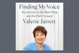 Valerie Jarrett on the cover of