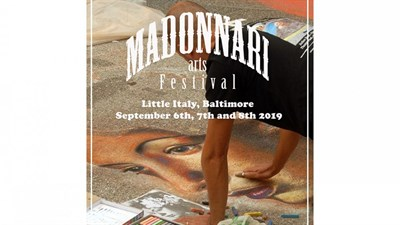 Madonnari Street Arts Festival poster