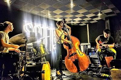 Nicole Saphos Trio