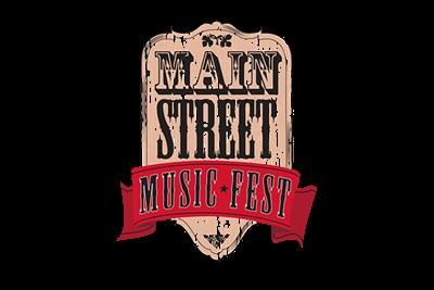 Main Street Music Fest logo