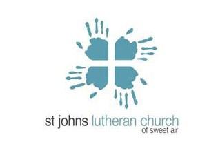 St. John's Lutheran Church of Sweet Air logo