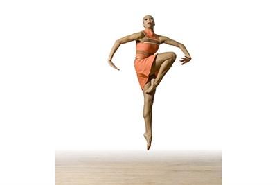 Philadanco! Bewildered dancer