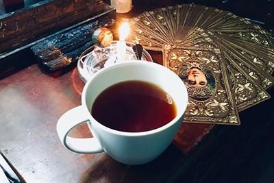 Haunted Tea & Tarot II at Old Mill Cafe