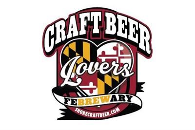 Shore Craft Beer Fest: Love on Tap in Ocean City logo