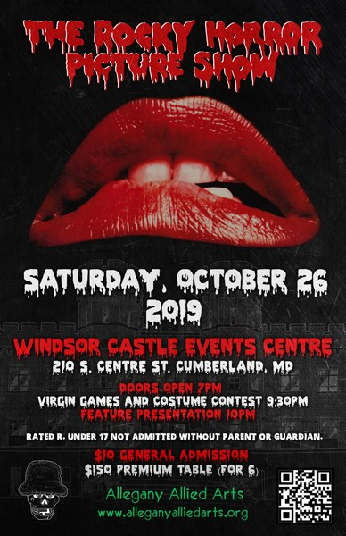 The Rocky Horror Picture Show poster 2019