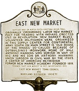 East New Market Road Market