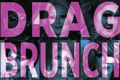 Drag Brunch sign
