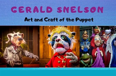 Art and Craft of the Puppet poster
