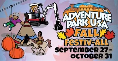 Adventure Park USA poster