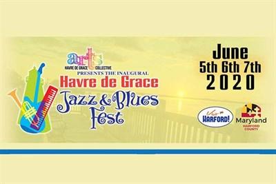 Havre de Grace Jazz and Blues Fest poster
