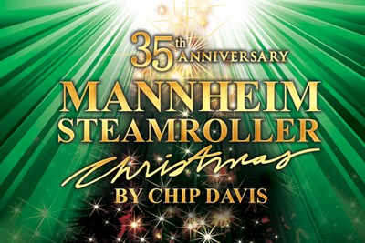 Mannheim Steamroller Christmas by Chip Davis poster