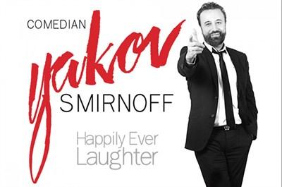 Yakov Smirnoff, Comedian