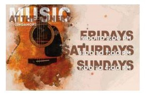 Music At The Winery poster