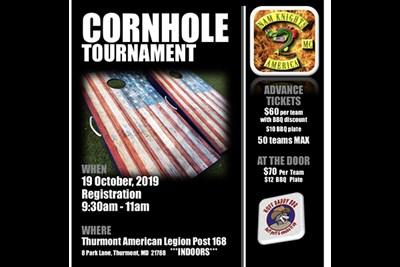 NKMC Battlefield Chapter Cornhole Tournament