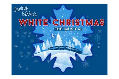 White Christmas the Musical poster
