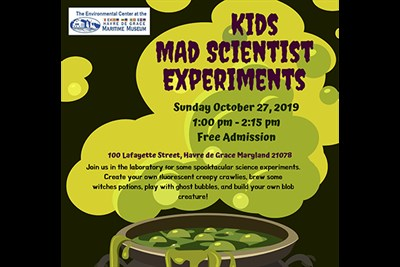 Mad Scientist Experiments