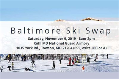 Baltimore Ski & Snowboard Swap