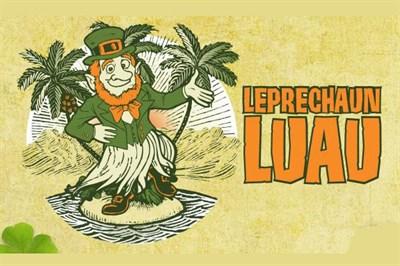 Leprechaun Luau logo