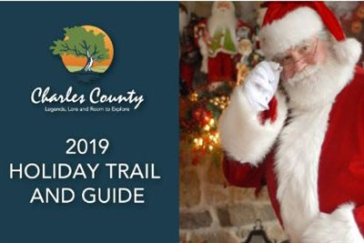 Charles County Holiday Trail Guide Cover