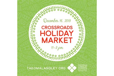 Holiday Market poster